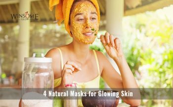 4 Natural Masks for Glowing Skin